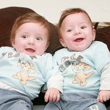 twins Is happiness in our genes?