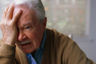 Crying Old Man Royalty Free Stock Photo - Image: 32610035