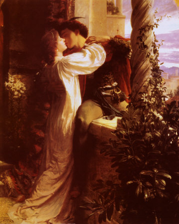 Romeo and juliet opposites