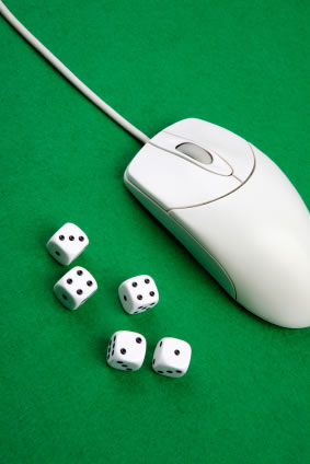 Online gambling concepts image