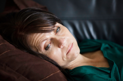 depressed woman New discoveries on depression