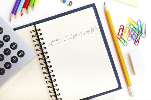 math problem Girls' Verbal Skills Make Them Better At Arithmetic