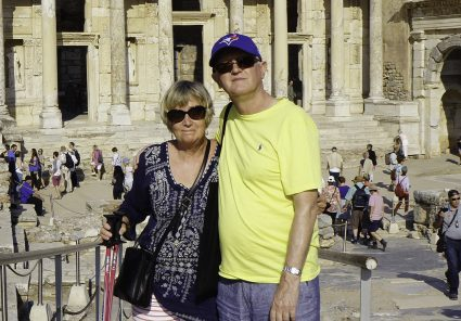 Ephesus,Turkey, October 2016